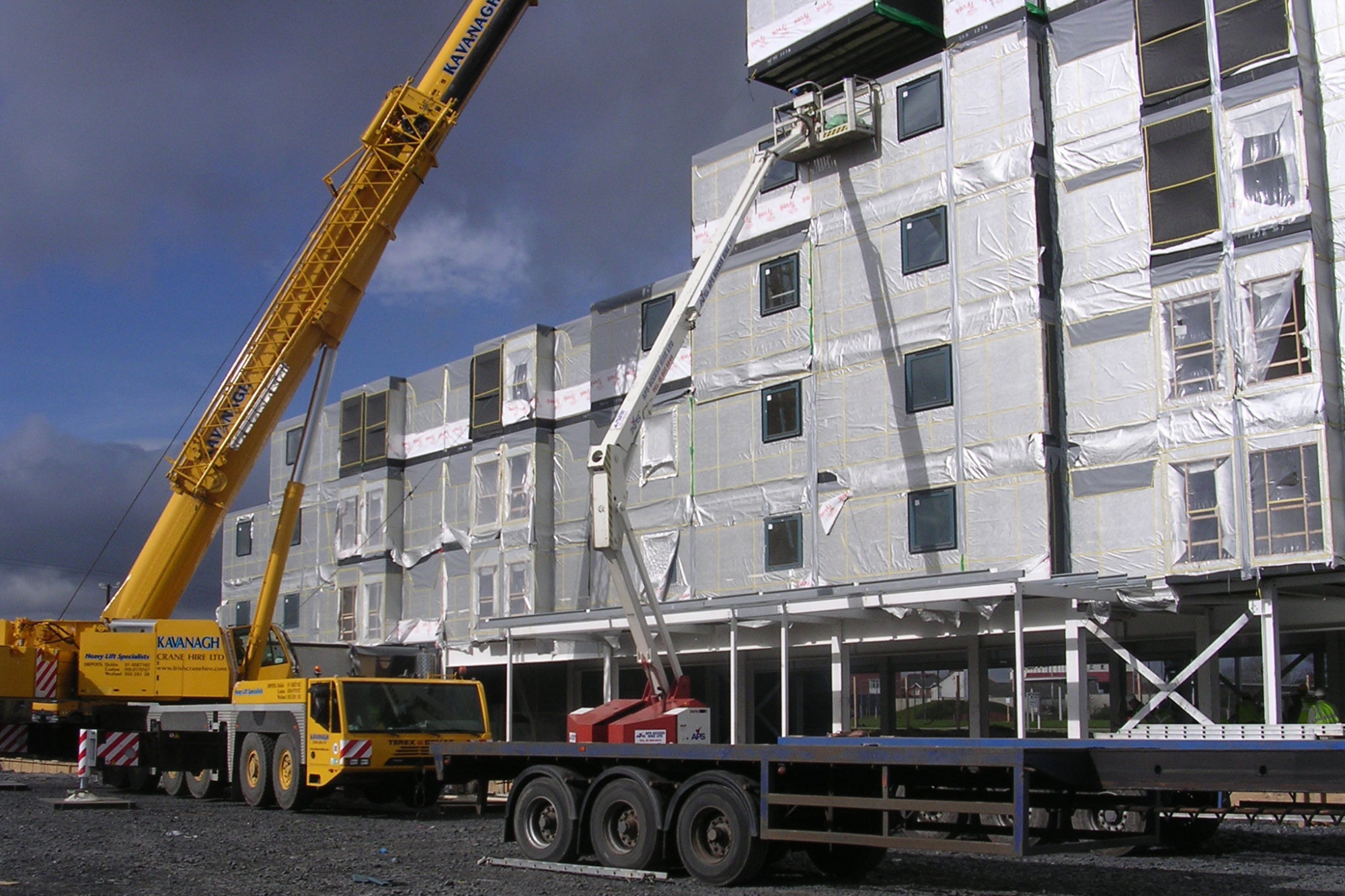 Modular Construction - John Paul Construction