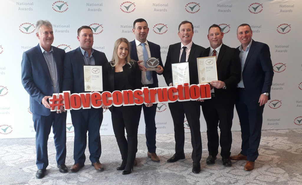 Considerate Constructors Scheme Awards 2019