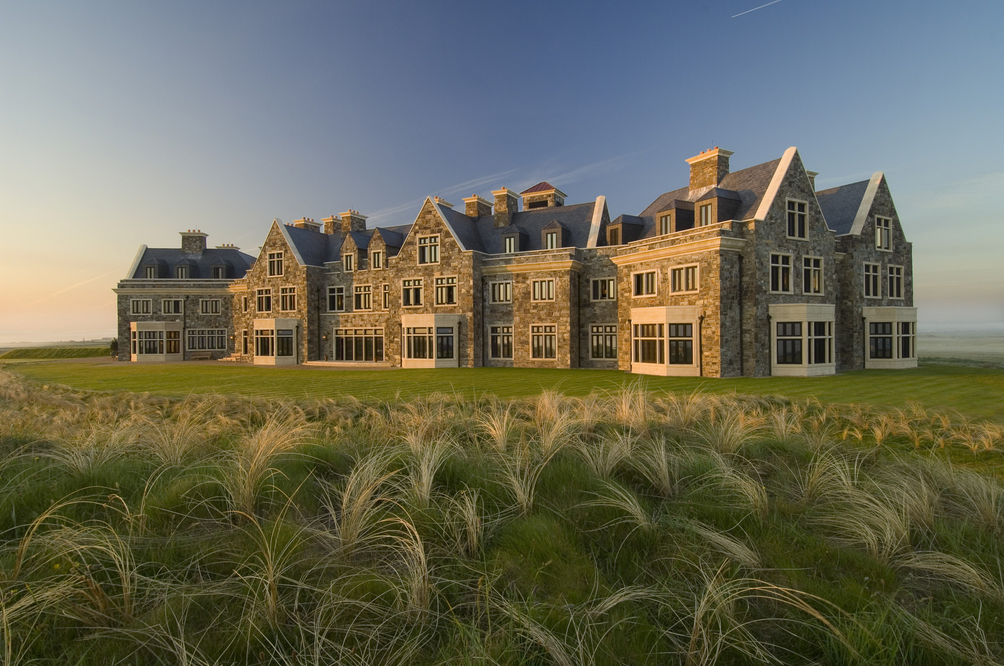 Doonbeg Lodge - Tourism & Leisure Construction