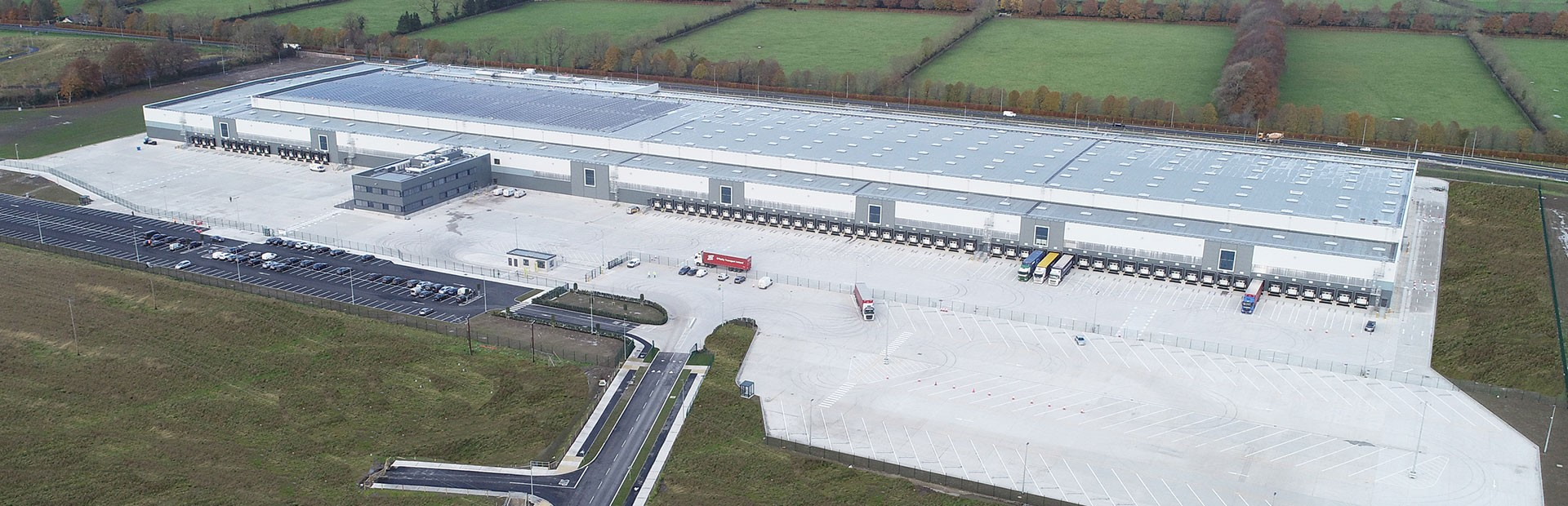 Lidl Regional Distribution Centre