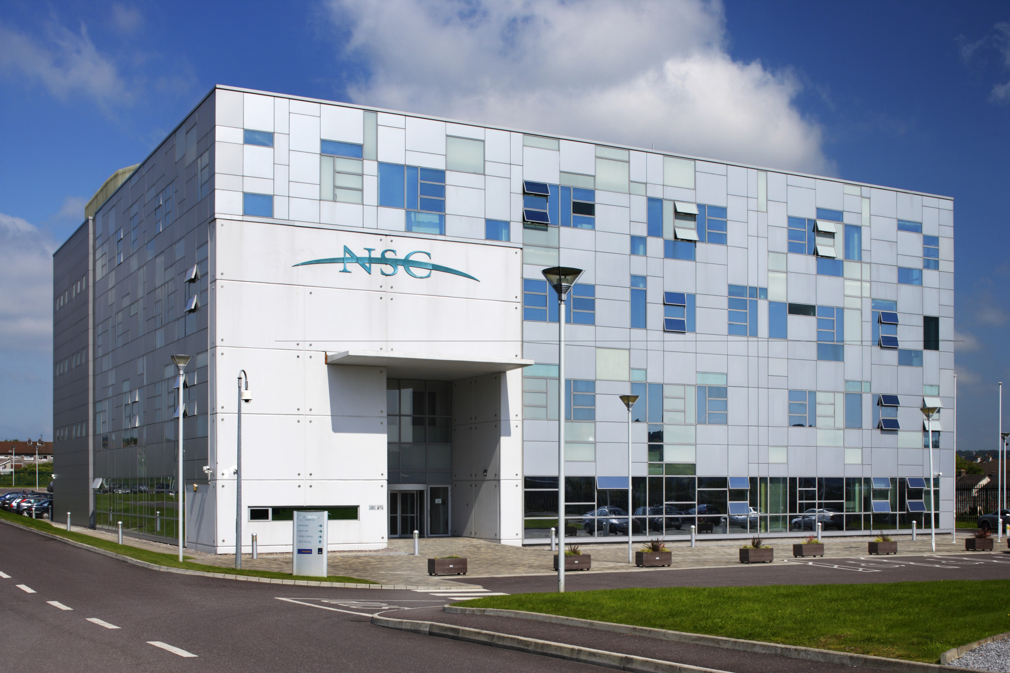 National Software Centre, Cork - Commercial Construction