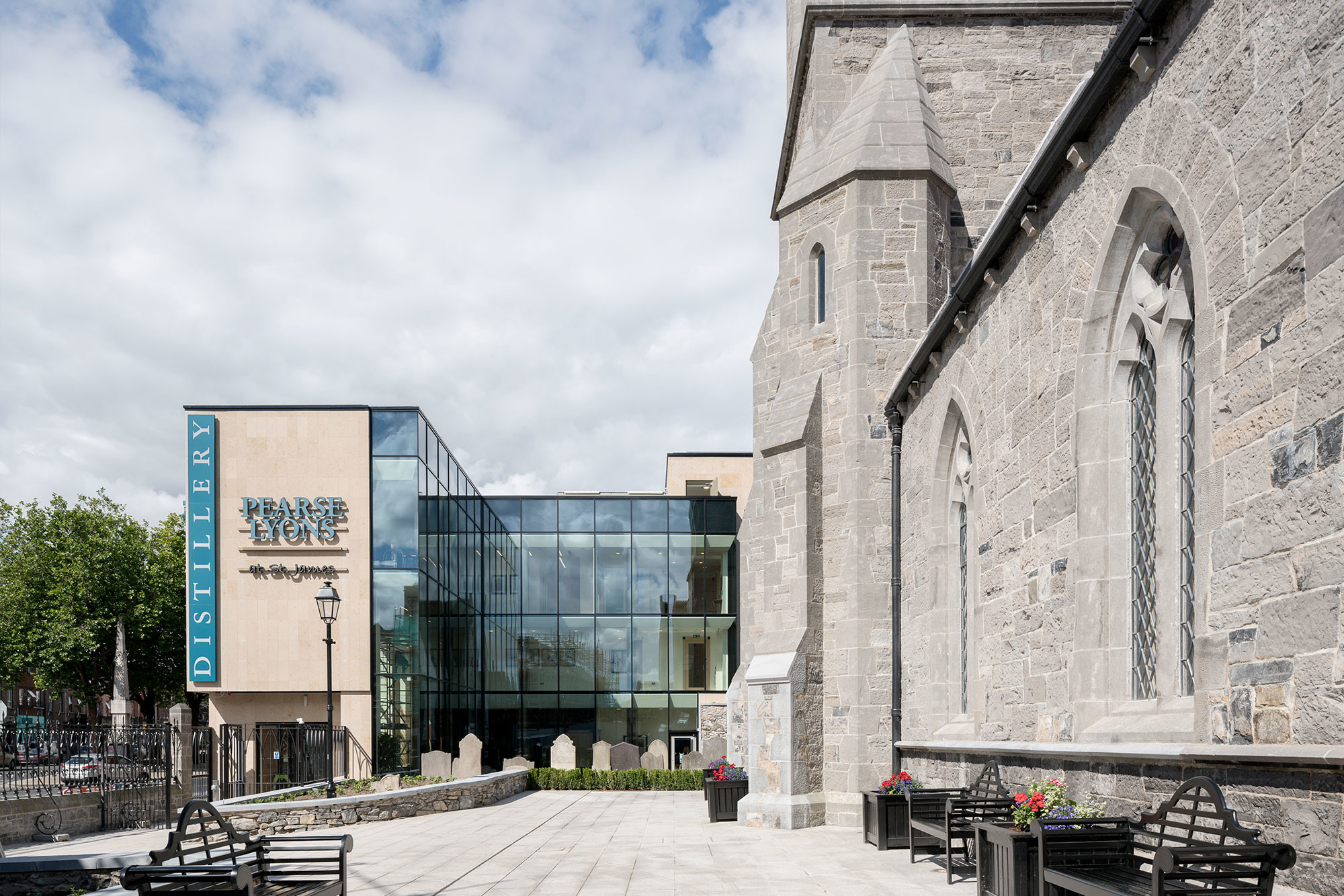 Pearse Lyons Whiskey Distillery & Visitors Centre