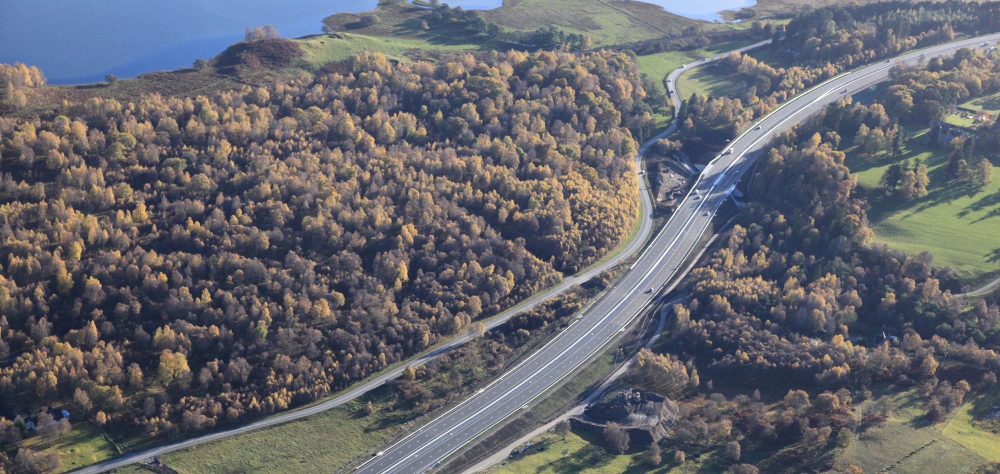 A9 Dualling Kincraig to Dalraddy - Civil Construction