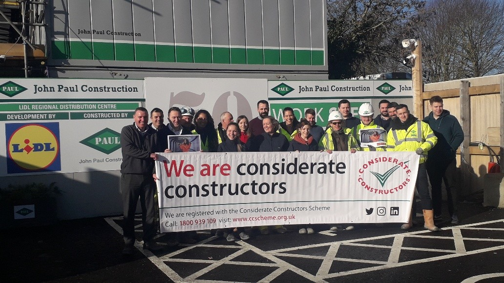 Considerate Constructors Scheme - John Paul Construction