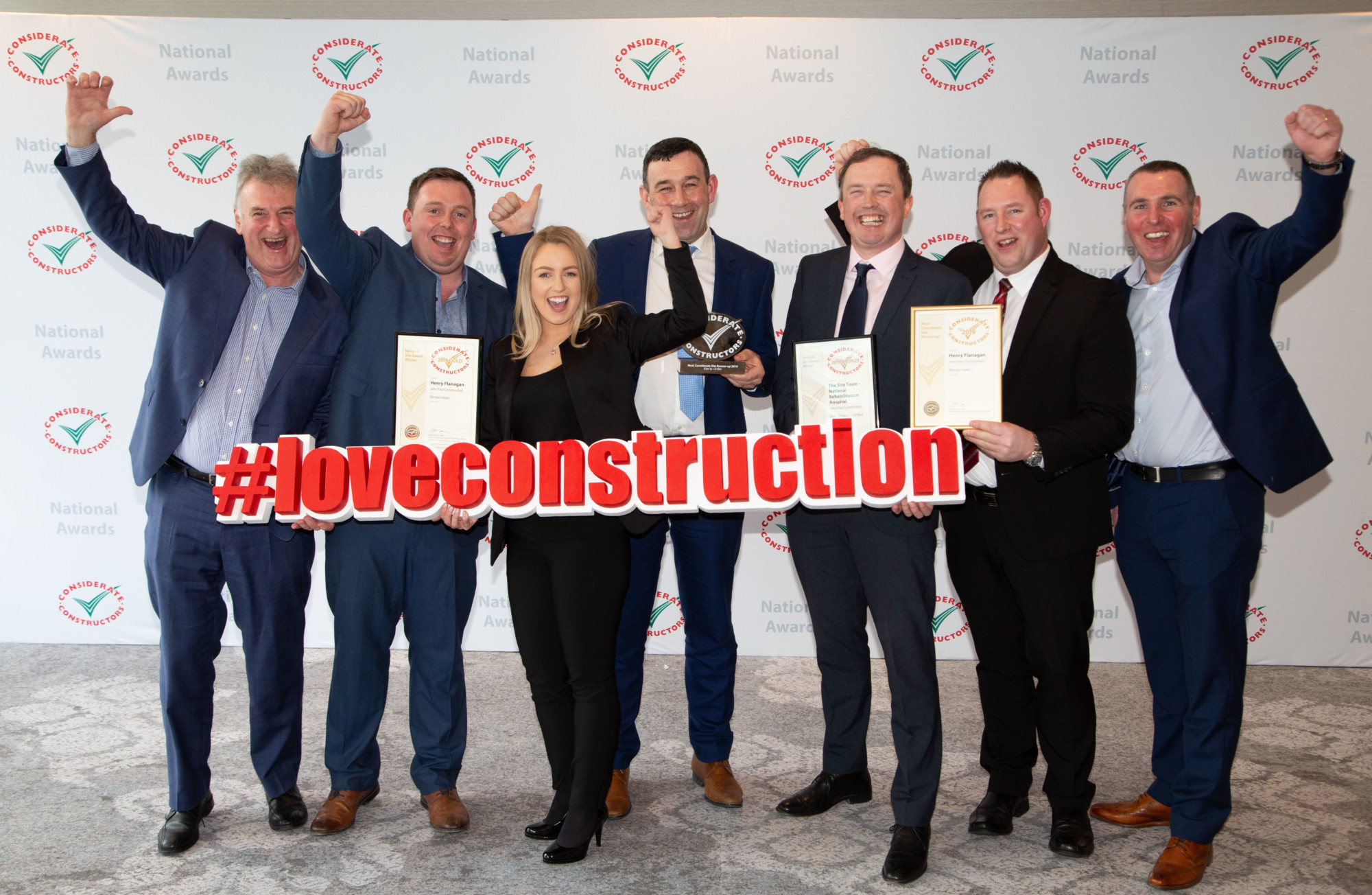 Considerate Constructors Scheme - 2019 Award