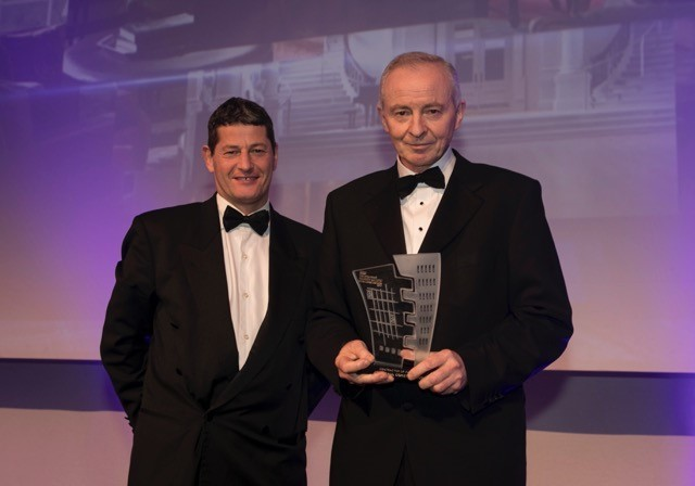 KPMG / Irish Independent Property Excellence Awards 2017 - Contractor of the Year