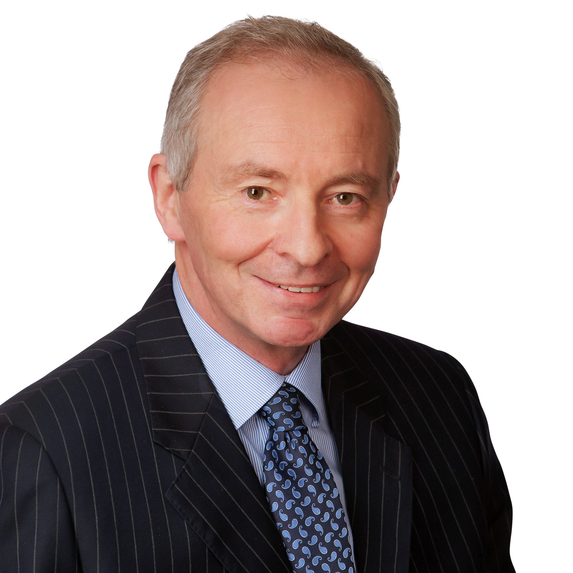 Eamon Booth - John Paul Construction - Non Executive Director