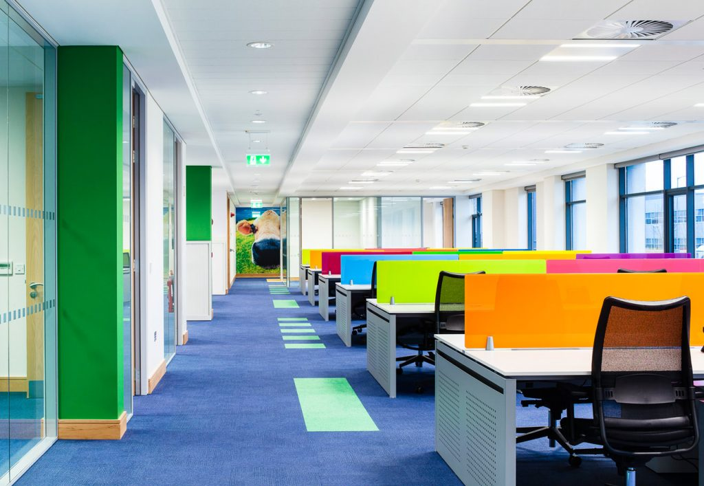 Fit Out Projects John Paul Construction Ryanair