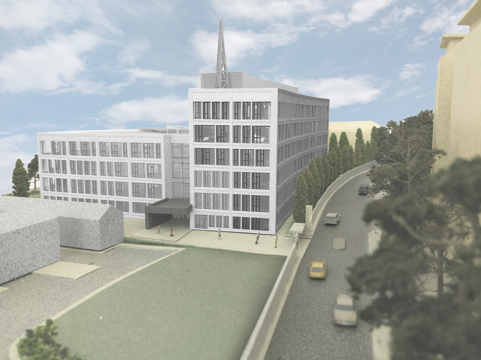 Garda Security and Crime Operations Centre - Construction