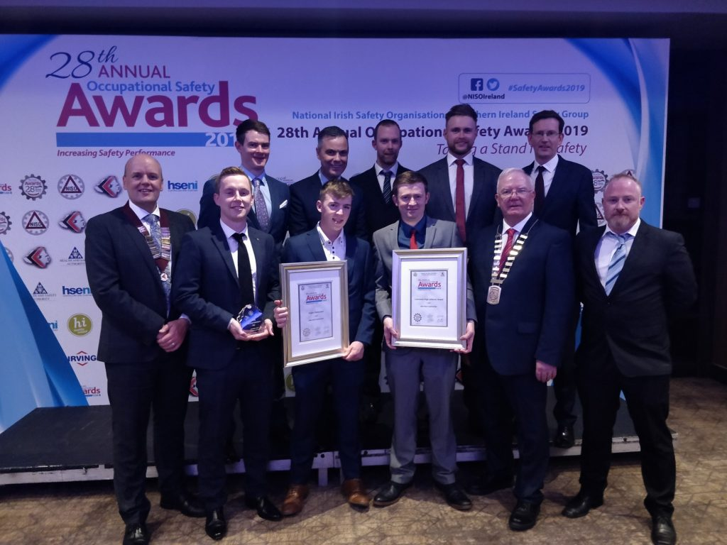 NISO Safety Awards 2019