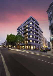 In-News-Westbourne-Exterior-Dusk