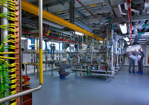 In-news-GlaxoSmithKline-Gantrez---Plant-room