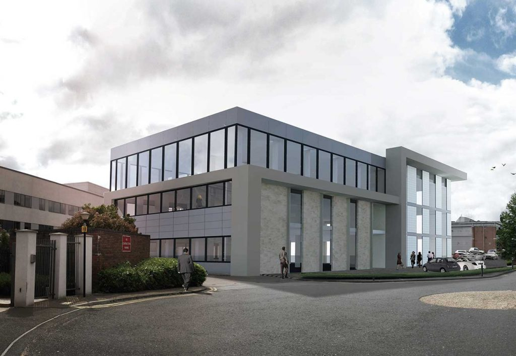 Office Extension, Vanwall Business Park, Maidenhead