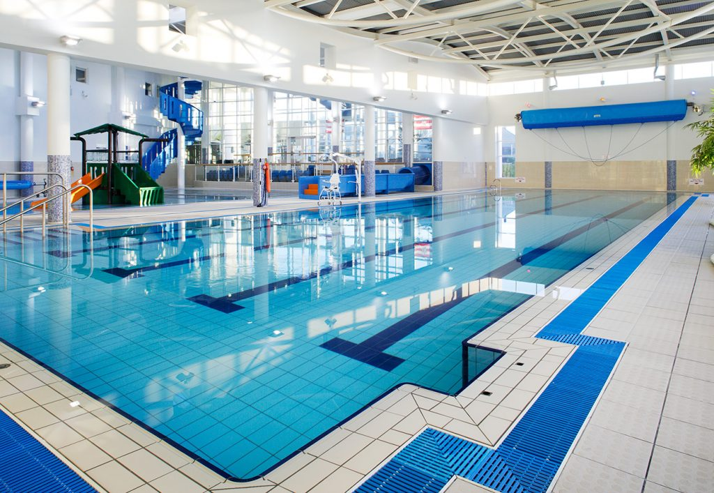 Churchfield Swimming Pool Leisure Centre