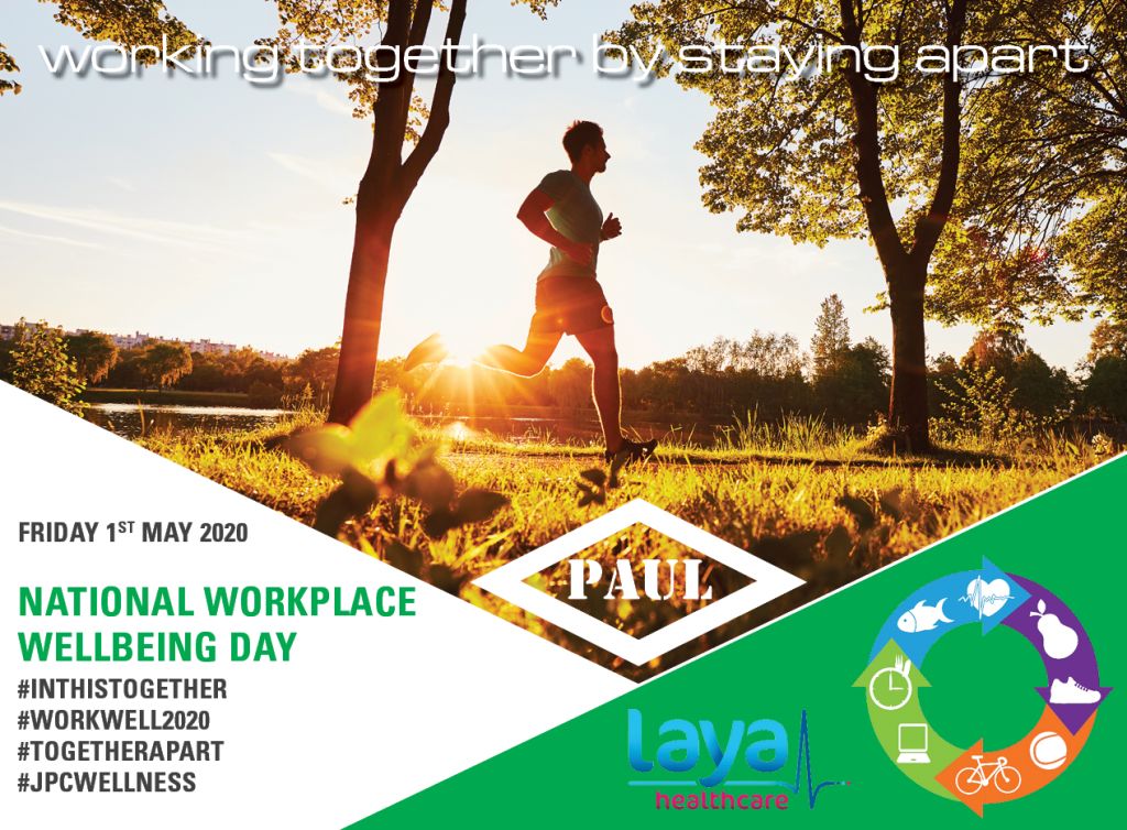 National Workplace Wellbeing Day - CSR