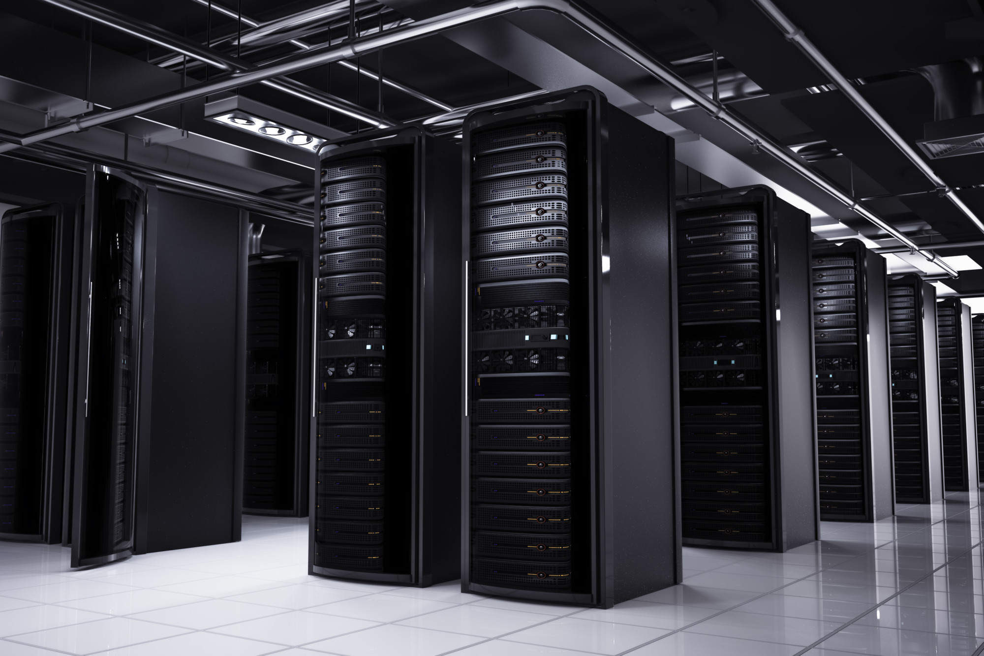 36MW High Capacity Data Centre Enabling Works - Data Centre Construction