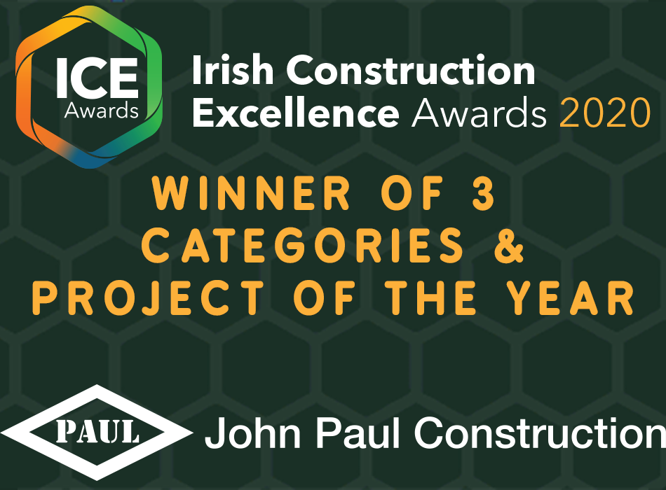 Irish Construction Excellence Awards 2020