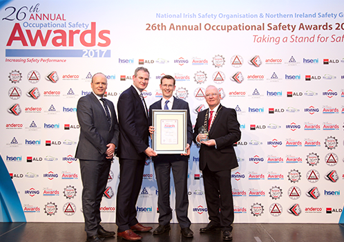NISO Safety Awards 2017
