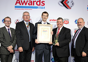 NISO Safety Awards 2015