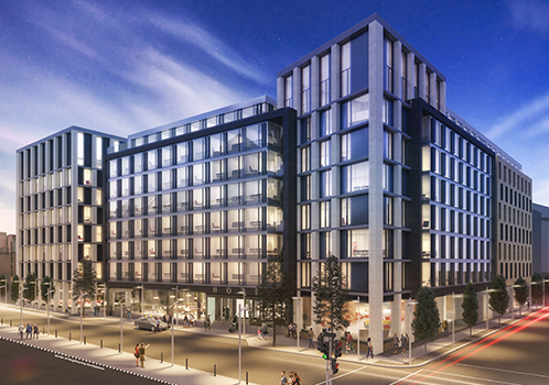 Townsend Street Development