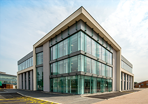 Vanwall Business Park, Maidenhead - Commercial Construction
